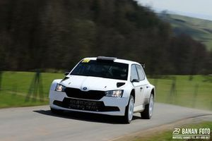 Maciej Lubiak, Skoda Fabia Rally2 evo