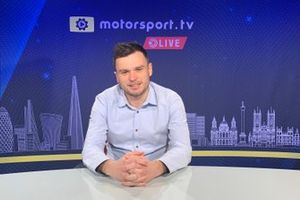 Chris McCarthy joins as one of the four main presenters of Motorsport.tv Live news channel.