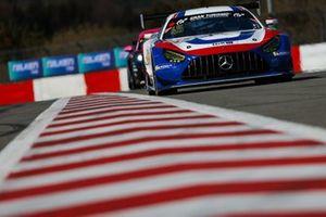 #45 CP Racing Mercedes-AMG GT3: Charles Putman, Joe Foster, Adam Christodoulou