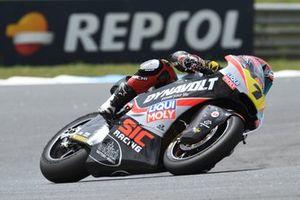 Adam Norrodin, Intact GP SIC Racing Team