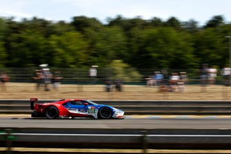 №68 Ford Chip Ganassi Racing Ford GT: Джой Хенд, Дирк Мюллер
