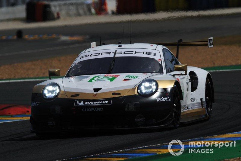 GTE-Pro: #92 Porsche GT Team, Porsche 911 RSR