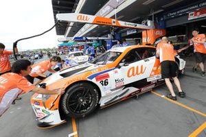 #36 Team Tom's Lexus LC500