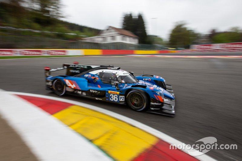 WEC. Победитель Трофея для команд категории LMP2 – Signatech Alpine Matmut