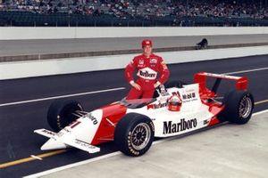 Al Unser Jr., Team Penske, Penske-Mercedes PC23
