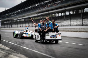 Pippa Mann, Clauson-Marshall Racing Chevrolet, membri del team
