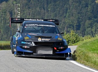 Roger Schnellmann, Mitsubishi Lancer Evo VIII J-SPEC, Schnellmann Racing