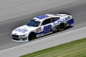 Cole Custer, Stewart-Haas Racing, Ford Mustang Jacob Companies