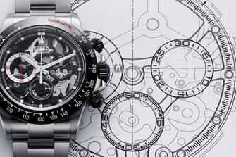 Rolex-Edition Rubens Barrichello