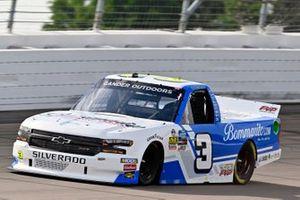 Jordan Anderson, Jordan Anderson Racing, Chevrolet Silverado Bommarito Automotive Group