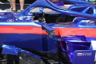 Toro Rosso STR14 side detail