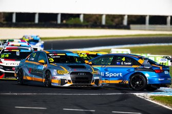 Garth Tander and Leanne Tander, Melbourne Performance Centre Audi