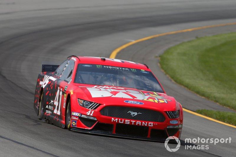 8. Daniel Suarez, Stewart-Haas Racing, Ford Mustang