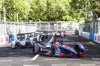 Robin Frijns, Envision Virgin Racing, Audi e-tron FE05, Felipe Massa, Venturi Formula E, Venturi VFE05, Maximillian Gunther, GEOX Dragon Racing, Penske EV-3
