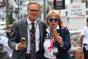 L'ancien pilote de rallye Ari Vatanen