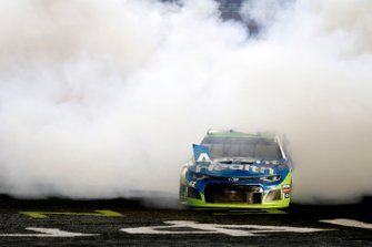 All-Star Race Winner Kyle Larson, Chip Ganassi Racing, Chevrolet Camaro Advent Health