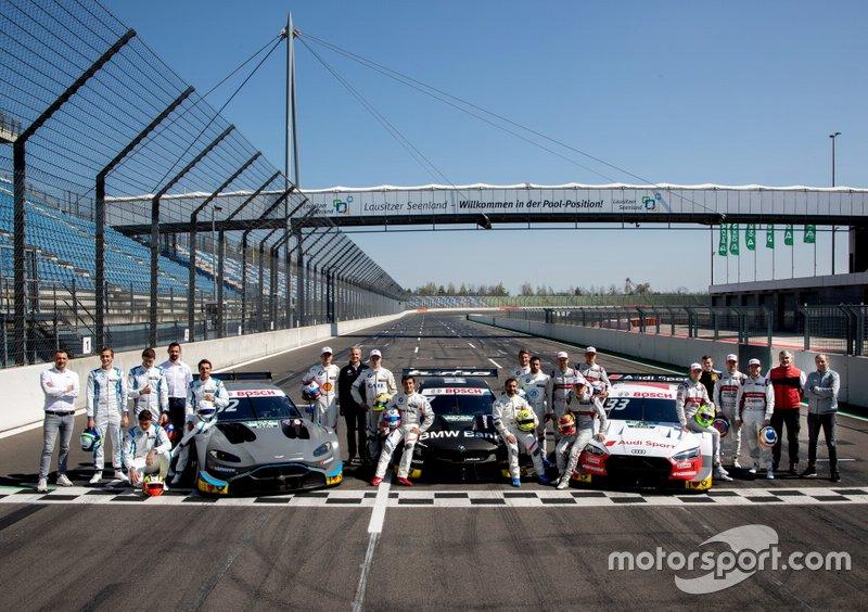 На старт первой гонки нового сезона DTM выйдут 18 пилотов