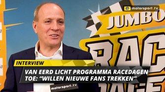 Frits van Eerd voorbeschouwing Jumbo Racedagen 2019