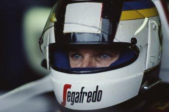 Stefan Johansson, Toleman TG184