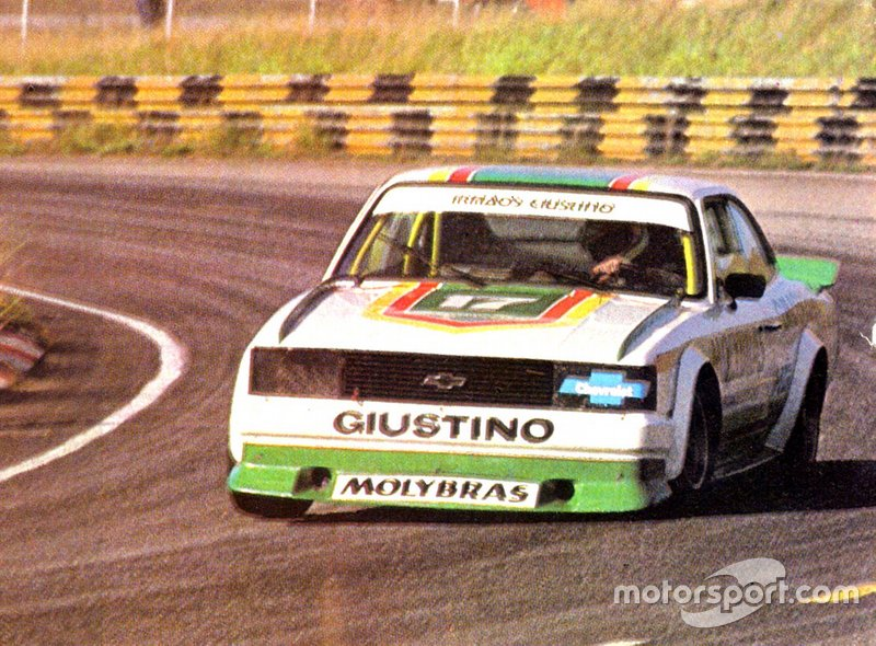 1985 - Ingo Hoffmann (2) - Chevrolet Opala
