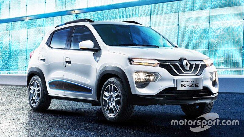 Renault City K-ZE 2019 року