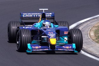 Jean Alesi, Sauber C18