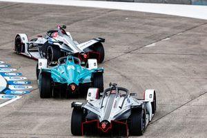 Maximilian Gunther, Dragon Racing, Penske EV-3, Tom Dillmann, NIO Formula E Team, NIO Sport 004, Jose Maria Lopez, Dragon Racing, Penske EV-3