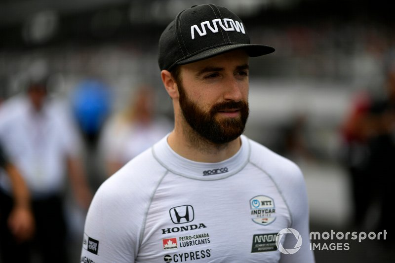 James Hinchcliffe ?