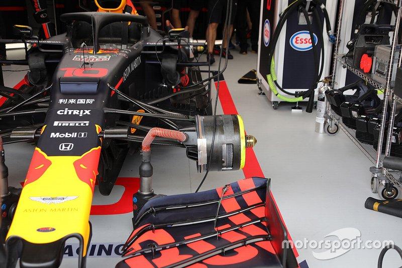 Detalle del Red Bull