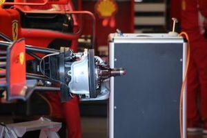 Dettaglio freno anteriore Ferrari SF90