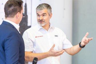 Dieter Gass, Audi Motorsport