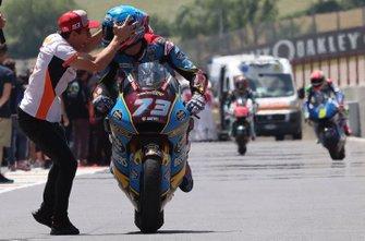Racewinnaar Alex Marquez, Marc VDS Racing met Marc Marquez, Repsol Honda Team