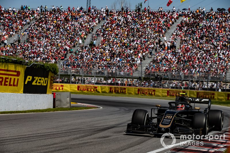 Magnussen asintió, pero fue una situación fea. Y lo peor estaba por venir en la actual temporada de F1.