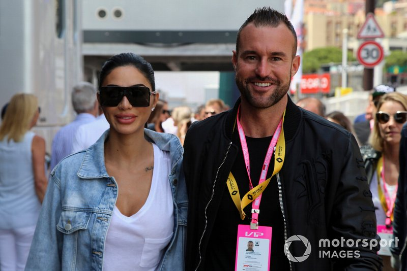 Гран При Монако: модельер Филипп Плейн