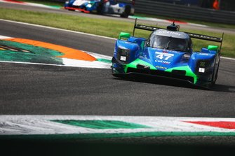 #47 CETILAR R. Villorba Corse Dallara P217 Gibson: Roberto Lacorte, Giorgio Sernagiotto, Andrea Belicchi
