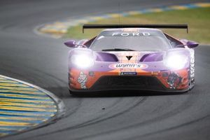 #85 Keating Motorsport, Ford GT: Ben Keating, Jeroen Bleekemolen, Felipe Fraga
