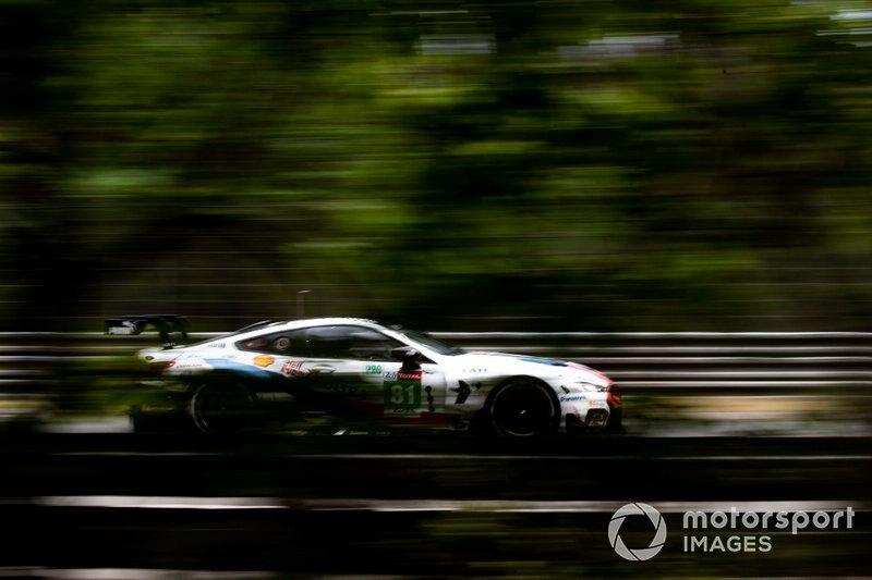 #81 BMW Team MTEK, BMW M8 GTE: Nicky Catsburg, Martin Tomczyk, Philipp Eng