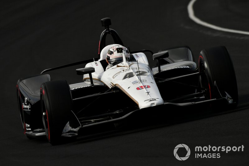 26. Jordan King, Rahal Letterman Lanigan Racing Honda
