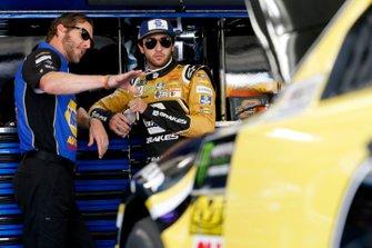 Chase Elliott, Hendrick Motorsports, Chevrolet Camaro NAPA Brakes Alan Gustafson