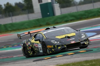 134 Lamborghini Huracan SuperTrofeo GT Light, Iron Linx: Paolino-Mantovani-Demarchi