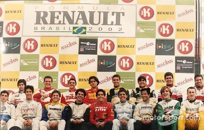 Pilotos da Fórmula Renault 2002