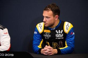 Le deuxième, Luca Ghiotto, UNI Virtuosi Racing