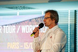 Warsaw Dakar presentation