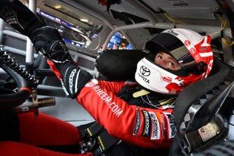 Christopher Bell, Joe Gibbs Racing, Toyota Supra Rheem-Johns Mansville