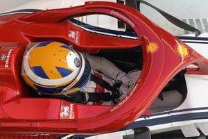 Marcus Ericsson, Alfa Romeo C38, Test Pirelli al Red Bull Ring