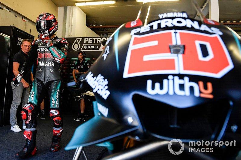 20 - Fabio Quartararo, Petronas Yamaha SRT