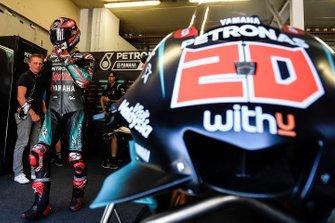 Poleposition Fabio Quartararo, Petronas Yamaha SRT