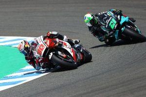 Takaaki Nakagami, Team LCR Honda, Franco Morbidelli, Petronas Yamaha SRT