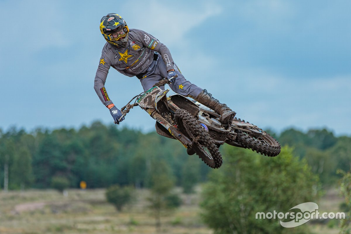 Arminas Jasikonis, Husqvarna Factory Racing