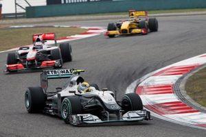 Nico Rosberg, Mercedes GP MGP W01